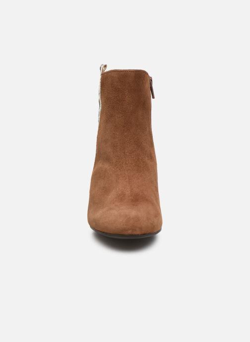 Bottines et boots Gabor Phiphi Marron vue portées chaussures