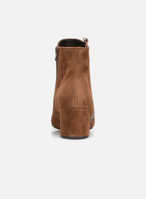 Bottines et boots Gabor Phiphi Marron vue droite