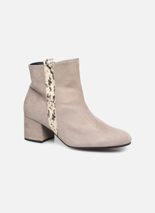 Bottines et boots Gabor Phiphi Gris vue détail/paire