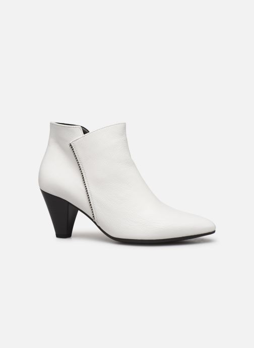 Bottines et boots Gabor Laomi Blanc vue derrière