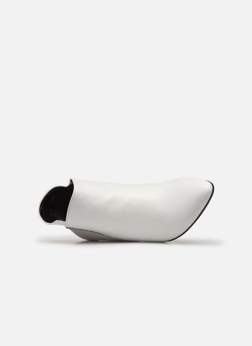 Bottines et boots Gabor Laomi Blanc vue gauche