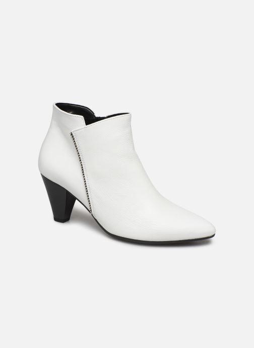 Bottines et boots Gabor Laomi Blanc vue détail/paire