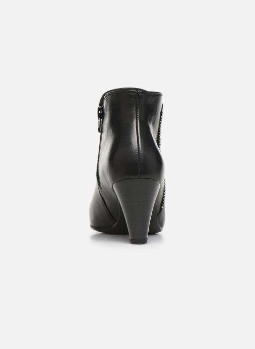 Bottines et boots Gabor Laomi Noir vue droite