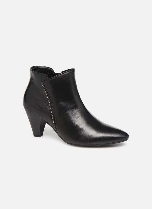 Boots en enkellaarsjes Gabor Laomi Zwart detail