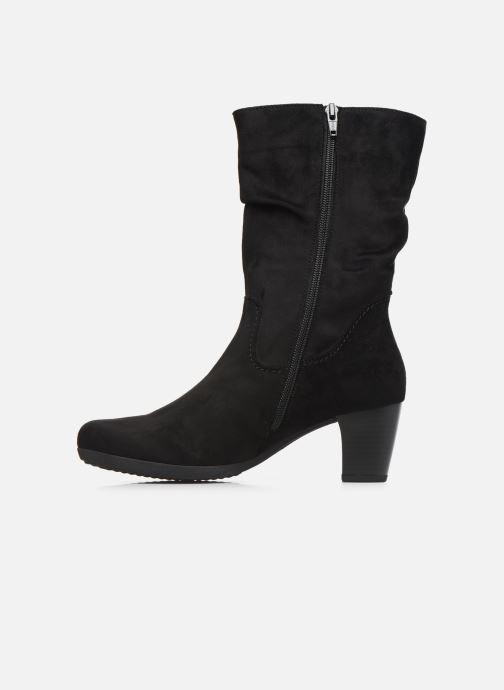 Bottines et boots Gabor Koa Noir vue face