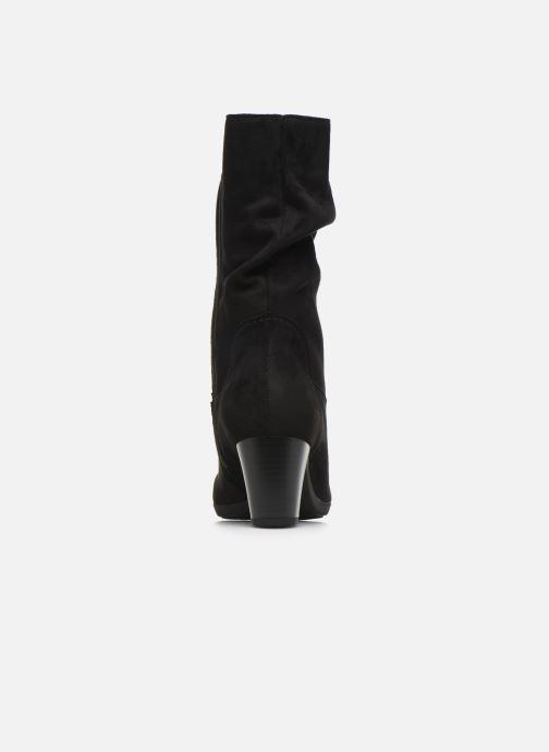 Bottines et boots Gabor Koa Noir vue droite