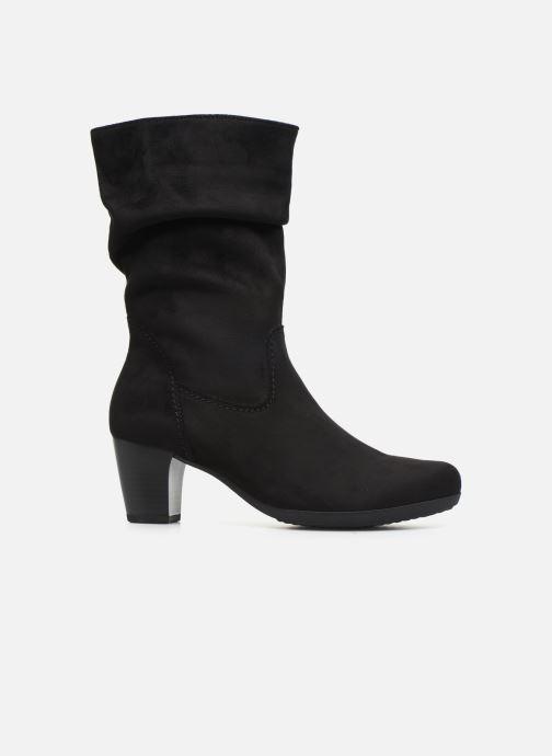 Bottines et boots Gabor Koa Noir vue derrière