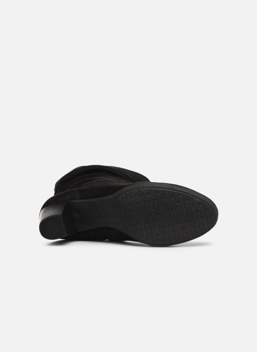 Bottines et boots Gabor Koa Noir vue haut