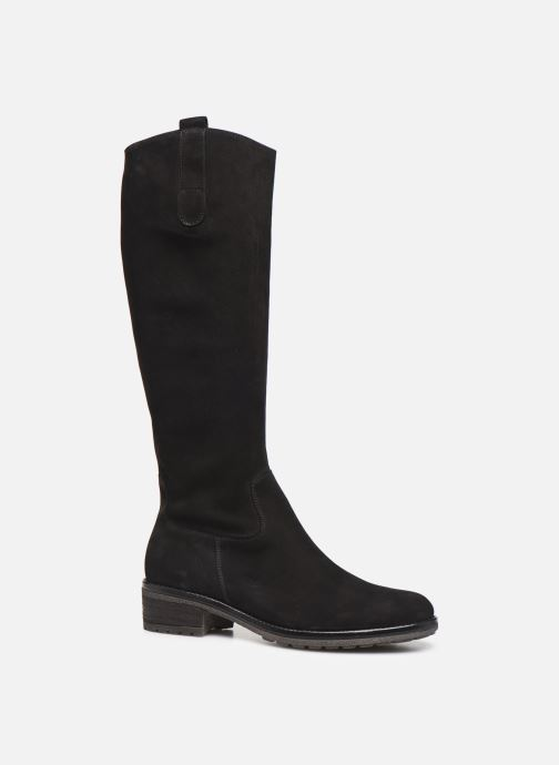 Boots & wellies Gabor Huli Black detailed view/ Pair view