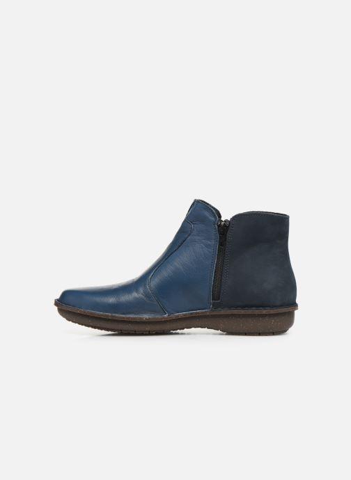 Bottines et boots Arima pour Elle Volga Bleu vue face