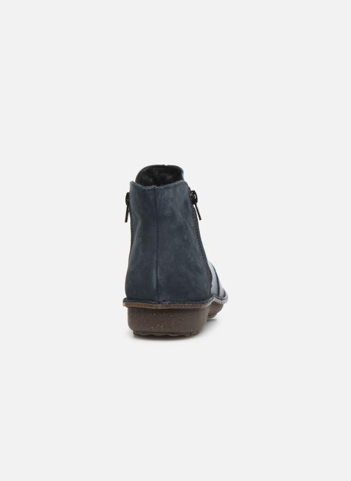 Bottines et boots Arima pour Elle Volga Bleu vue droite