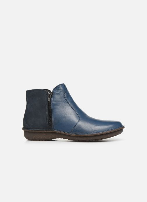 Bottines et boots Arima pour Elle Volga Bleu vue derrière