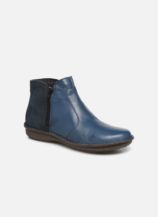 Bottines et boots Arima pour Elle Volga Bleu vue détail/paire