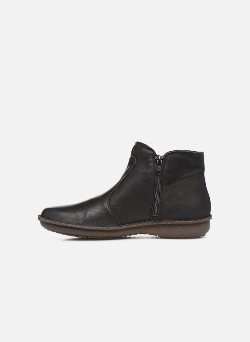 Bottines et boots Arima pour Elle Volga Noir vue face