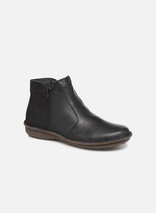 Bottines et boots Arima pour Elle Volga Noir vue détail/paire