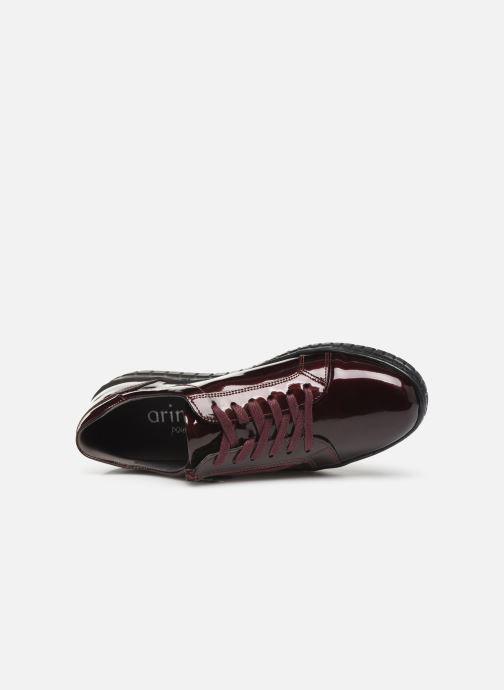 Baskets Arima pour Elle Volt Bordeaux vue gauche