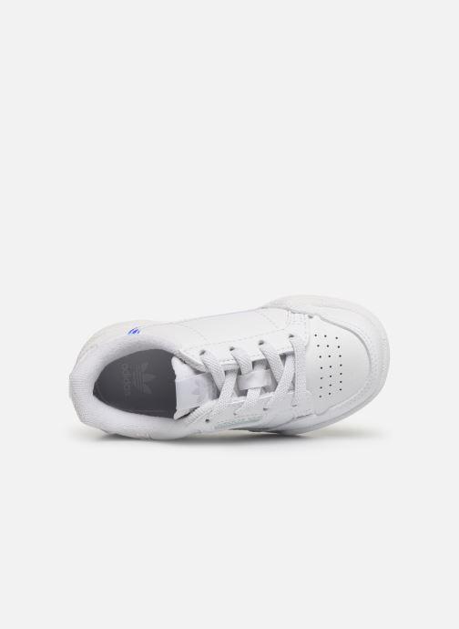 Sneakers adidas originals Continental 80 El I Wit links