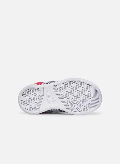 Sneaker adidas originals Continental 80 El I weiß ansicht von oben