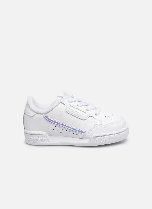 Sneakers adidas originals Continental 80 El I Bianco immagine posteriore