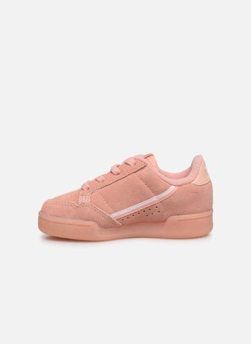 Sneakers adidas originals Continental 80 El I Pink se forfra