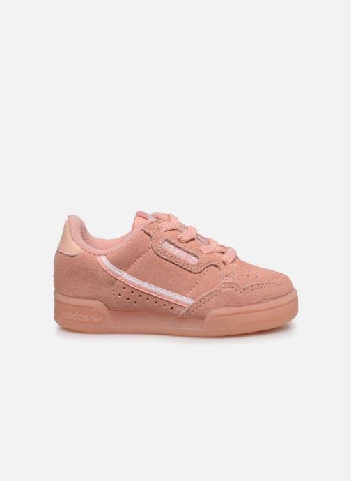 Sneakers adidas originals Continental 80 El I Pink se bagfra