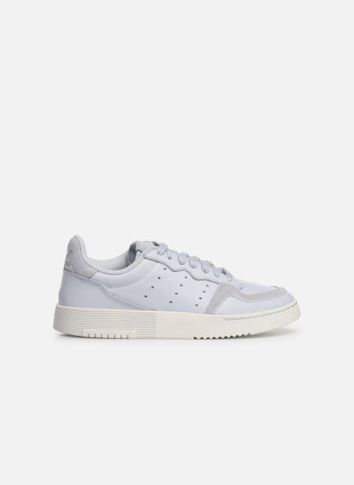 Sneakers adidas originals Supercourt J Blauw achterkant