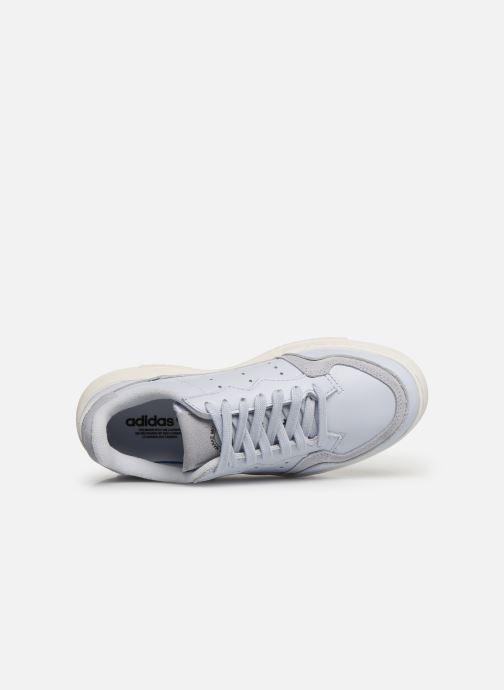 Sneakers adidas originals Supercourt J Blauw links