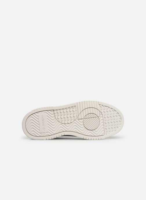 Sneakers adidas originals Supercourt J Blauw boven