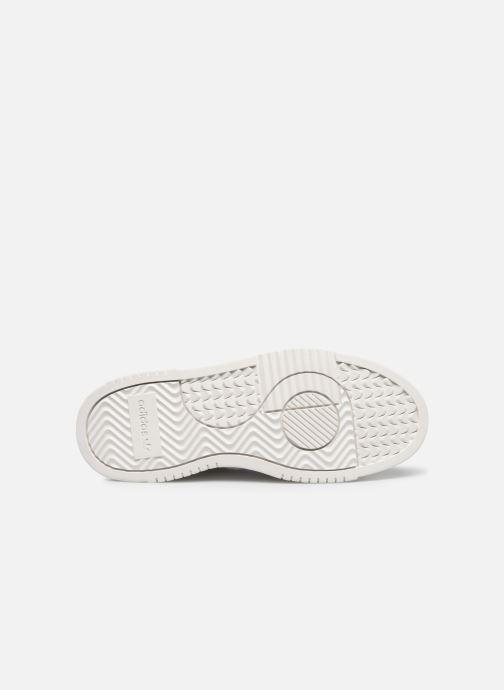 Sneakers adidas originals Supercourt J Wit boven