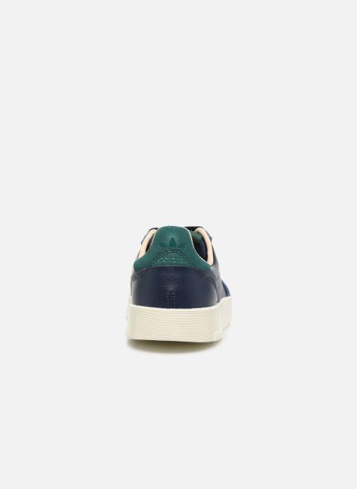 Sneakers adidas originals Supercourt J Azzurro immagine destra