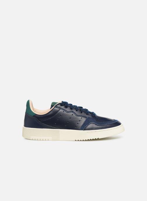 Sneakers adidas originals Supercourt J Azzurro immagine posteriore