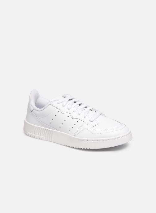 Sneakers adidas originals Supercourt J Wit detail