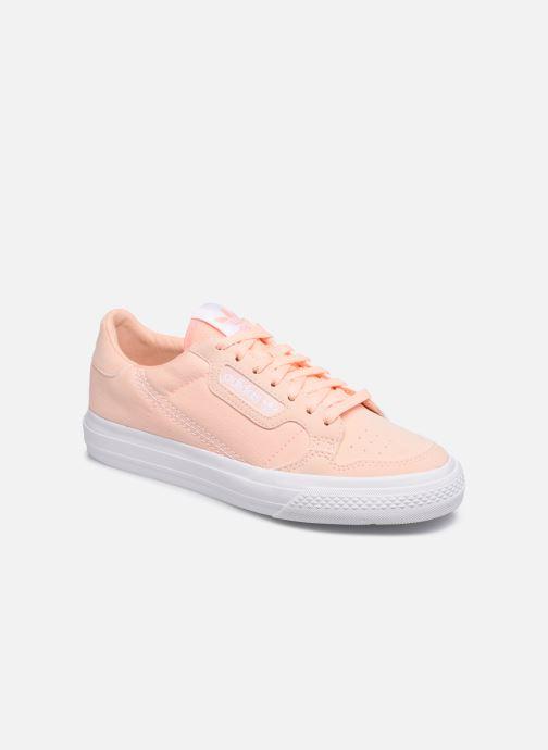 Sneakers adidas originals Continental Vulc J Rosa vedi dettaglio/paio