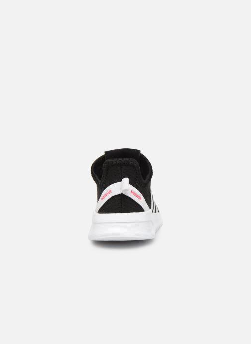 Sneakers adidas originals U_Path Run I Zwart rechts