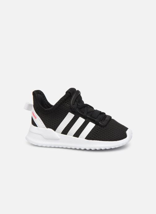 Sneakers adidas originals U_Path Run I Zwart achterkant