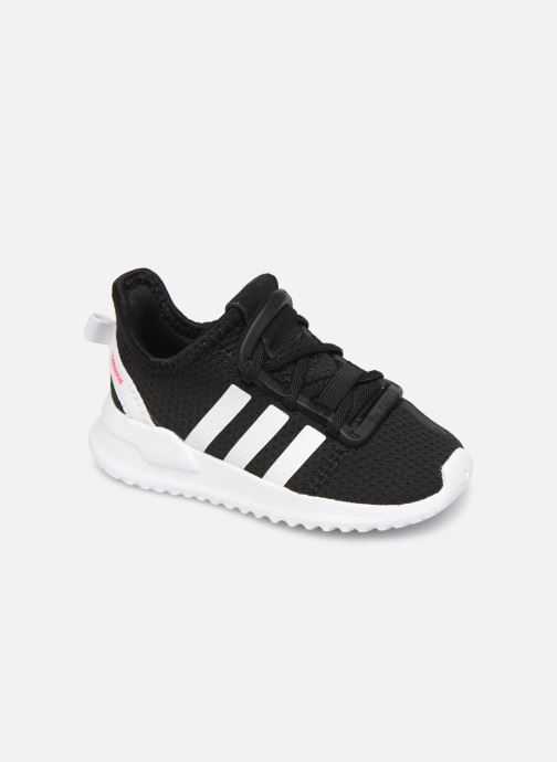 Sneakers adidas originals U_Path Run I Sort detaljeret billede af skoene