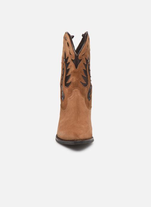 Bottines et boots Notabene Okinawa Marron vue portées chaussures