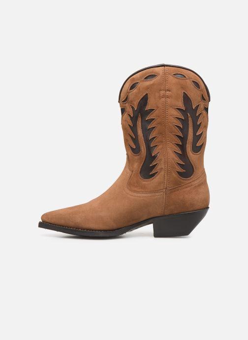 Bottines et boots Notabene Okinawa Marron vue face