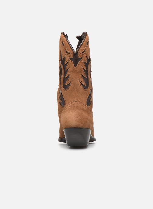 Bottines et boots Notabene Okinawa Marron vue droite