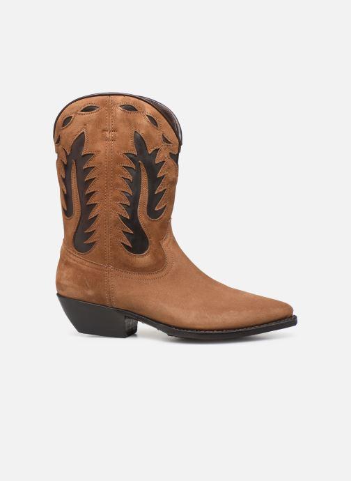 Bottines et boots Notabene Okinawa Marron vue derrière