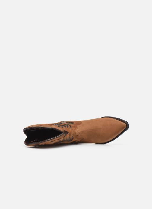 Bottines et boots Notabene Okinawa Marron vue gauche