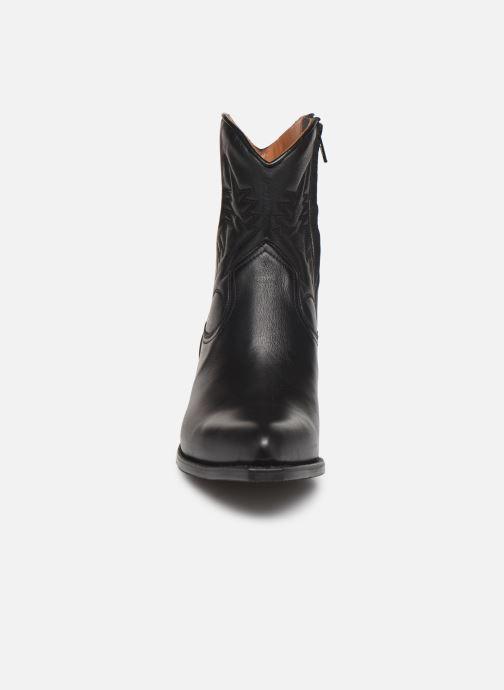 Bottines et boots Notabene Django Noir vue portées chaussures