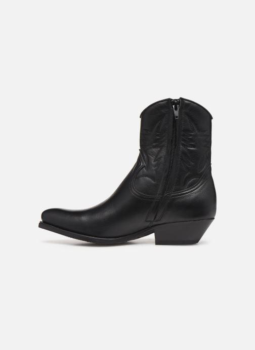 Bottines et boots Notabene Django Noir vue face