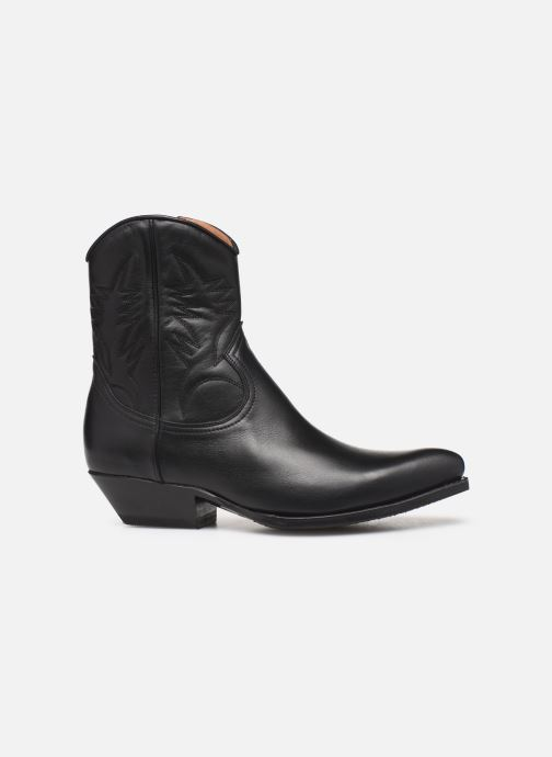 Ankle boots Notabene Django Black back view
