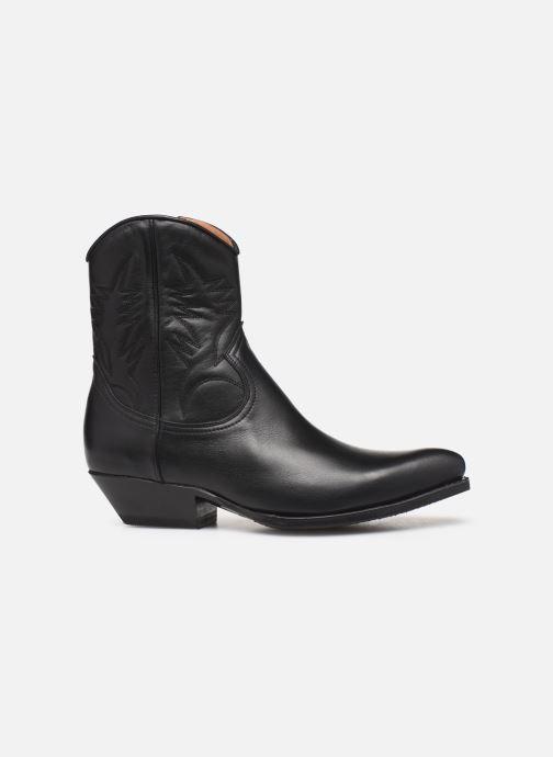 Bottines et boots Notabene Django Noir vue derrière