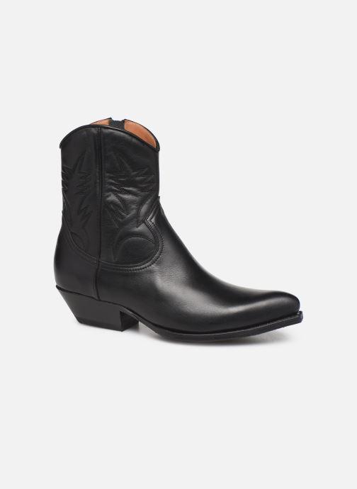 Bottines et boots Notabene Django Noir vue détail/paire