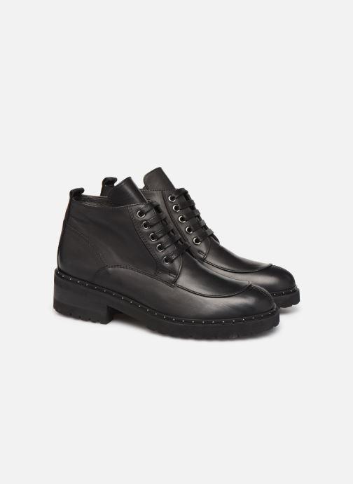 Stiefeletten & Boots Notabene Farrah schwarz 3 von 4 ansichten