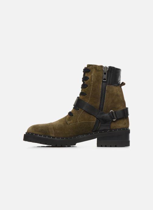 Bottines et boots Notabene Fawcett Vert vue face