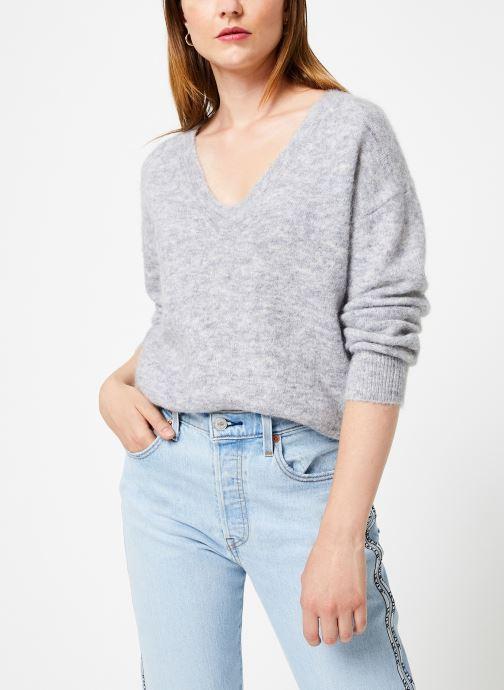 Vêtements Harris Wilson PULL SCOTT Gris vue détail/paire