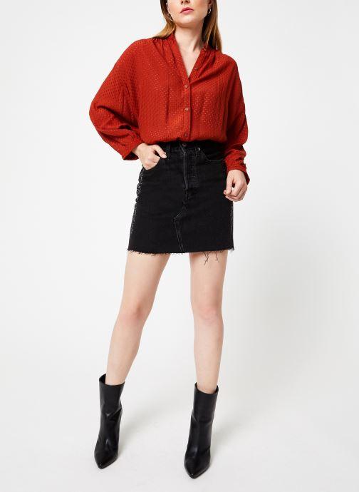 Vêtements Harris Wilson BLOUSE NAHOMIE Marron vue bas / vue portée sac
